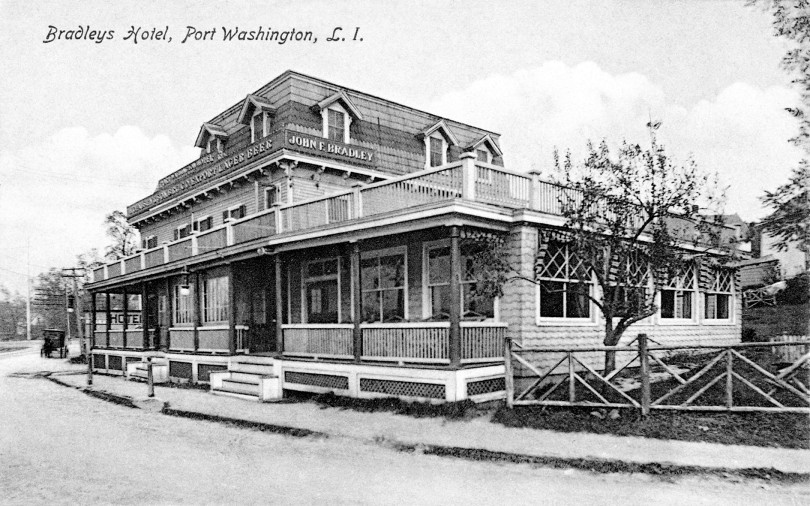 Selections from my postcard collection port washington for Port washington ny